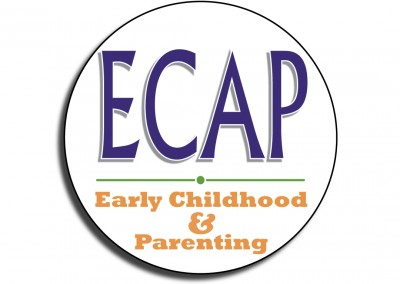 Logo design, Early Childhood and Parenting Clearinghouse