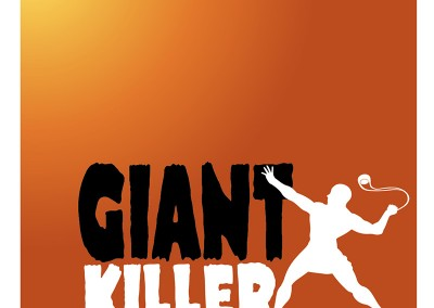 Giant Killer, poster design