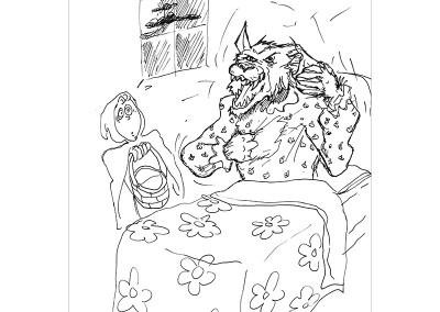 Grandma was a Werewolf