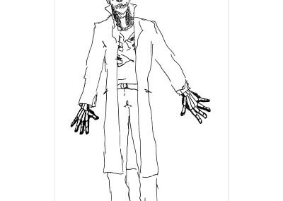 Halloween Costume concept