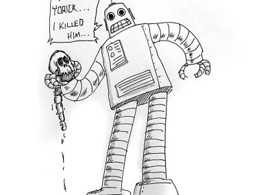 Killbot Hamlet