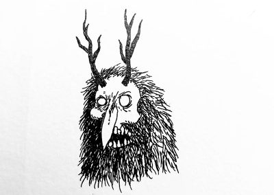 Antler creep