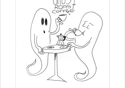 Ghost Roast